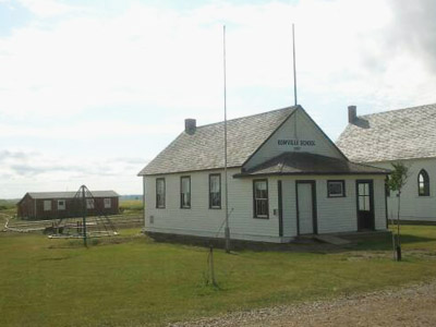 The Bowville School House No.1528