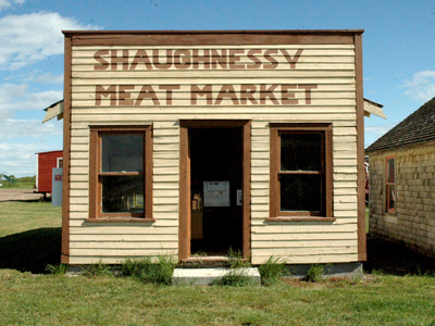 Shaughnessy Meat Market