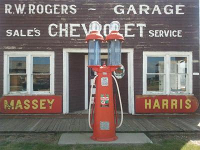 Roger's Garage