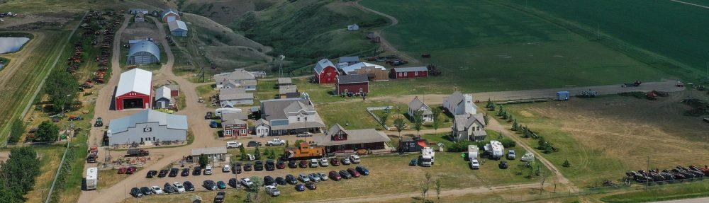 Coyote Flats Pioneer Village